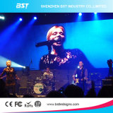 P6.25mm  Farbenreicher Innenbildschirm der Miete-LED für Ereignisse (Druckgußschrank)