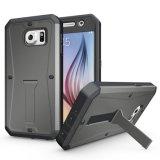 Caja a prueba de choques del teléfono móvil para Samsung S6