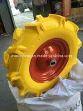 400-8 R1パターンPUの泡の車輪