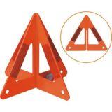 차 삼각형 경고 표시 섬광 안전 반사체 경고 삼각형