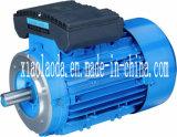 Электрический двигатель одиночной фазы старта и бега конденсатора