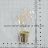 Lámpara de filamento del LED A55 2W E27/B22