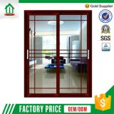 Projeto novo da grade de porta do apartamento (Alu-S-D05)