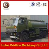 Dongfeng 6X6 /15m3 연료 유조 트럭 (사막 작풍)