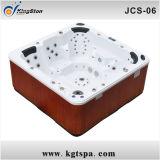 옥외 안마 온천장 욕조 (JCS-06)