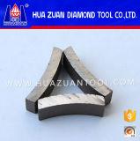 Core Drill Bit를 위한 다이아몬드 Segment