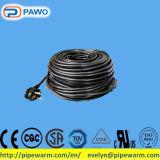 10m-100m Roof&Gutter De-Icing Cable für Europen Market (160W-1600W)