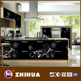 부엌 Cabinet Door Flower UV MDF 1220*2440*18mm