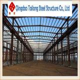 Edilizia prefabbricata coniata a freddo del gruppo di lavoro del magazzino della struttura d'acciaio