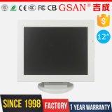 El panel de Gsan Dislay monitor del LCD de 12 pulgadas