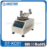 마찰 Fastness 검사자 (GT-KC01)를 위한 공장 가격 문지름 검사자
