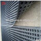 工学材料の緑の屋根の排水のボード