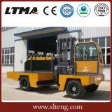 Ltma 8トン油圧伝達側面のローダーのフォークリフト