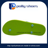 PVC de alta calidad cristalina de las señoras del deslizador