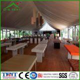 結婚式、イベントのための屋外の玄関ひさしのテントのゆとりのスパンのテント。 展覧会