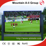P8 Outdoor Front Service LED Video Display Sign für Advertizing