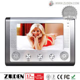 "7 ""Color Video Door Phone com Video Intercom, Unlock, Monitor"