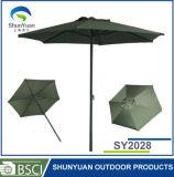 Grands parapluies complètement imprimés promotionnels de jardin - Sy2028