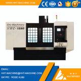 Fresadora dura del CNC del carril de guía de Vmc1370/1580 China, centro de mecanización del CNC