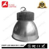 200W verweisen hohes Bucht-Licht des Wechselstrom-Laufwerk-LED mit 5 Jahren Garantie-