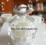 Искусствоо украшений вечеринки по случаю дня рождения фабрики Китая Jars стеклянная свечка