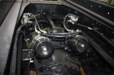 Iveco 새로운 Kingkan 6X4 쓰레기꾼 또는 팁 주는 사람 트럭 중국제