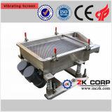 O vibrador profissional do ouro de China peneira o fornecedor da tela