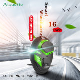 2016 Nuevo monociclo de solowheel que viene Monociclo eléctrico que balancea monopatín de monociclo