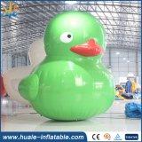 Adverteer het Opblaasbare Stuk speelgoed van de Eenden van het Beeldverhaal Opblaasbare Model Opblaasbare voor de Overzeese Pool van het Meer