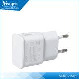 Tragbare UK USB Reiseladegerät für iPhone 6s / 6/5 / Samsung Note 5