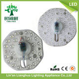 円形の正方形はセリウムRoHSで12W 18W 24W LEDの天井板ライトを飾る