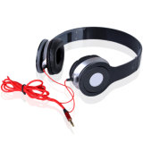 卸し売りFoldableヘッドセットの低価格のヘッドホーンの方法ステレオヘッドホーン