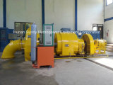 Energia hidráulica de Francis (água) - Hydropower/Hydroturbine do corredor da turbina