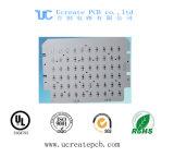 Circuito bianco del PWB del LED con l'iso RoHS dell'UL