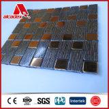 Painel composto de alumínio do metal novo do mosaico do projeto