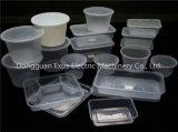 Máquina de formación terma del plástico PP/PS/Pet del alimento del vacío de alta velocidad automático de la bandeja