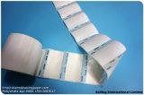 Étiquette de code barres thermique d'étiquette (S5)