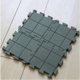 Puzzle artificiale dell'erba di disegno domestico