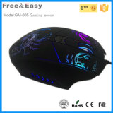 The Newest Design High Quality Glare LED Light Show 6D Gaming Mouse