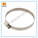 9mm/12mm Band Style allemand 304 Stainless Hose Clamp