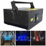 Лазерный луч одушевленност полного цвета DMX (GA-F-RGB7000)