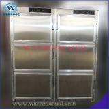 Холодильник трупа покойницкой нагрузки стороны холодильных установок стационара Ga303 для Funeral