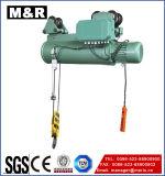 500kg elektrisch Hijstoestel van de Kabel van de Draad met Lage Prijs