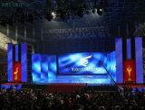 Арендный экран видео-дисплей полного цвета СИД крытого напольного p 3.91, p 4.81, P5.95, P6.25 (панели 500*500 mm/500*1000 mm)