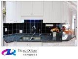 青い真珠の台所のための自然な石造りの花こう岩のカウンタートップ