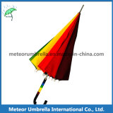 China Supplier Manufacturer Colorful Rainbow Umbrellas für Sale