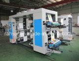 L'attrezzo elicoidale trasmette la macchina flessografica della plastica di stampa