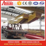2 toneladas a 20 Ton Single Girder Overhead Crane con Wire Rope Hoist