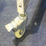 Macchina automatica della marcatura del laser di volo del rullo di alta precisione per non i materiali del metallo
