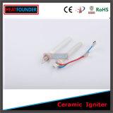 Dispositivo de ignição cerâmico do plugue de faísca do elétrodo para o fogão da pelota